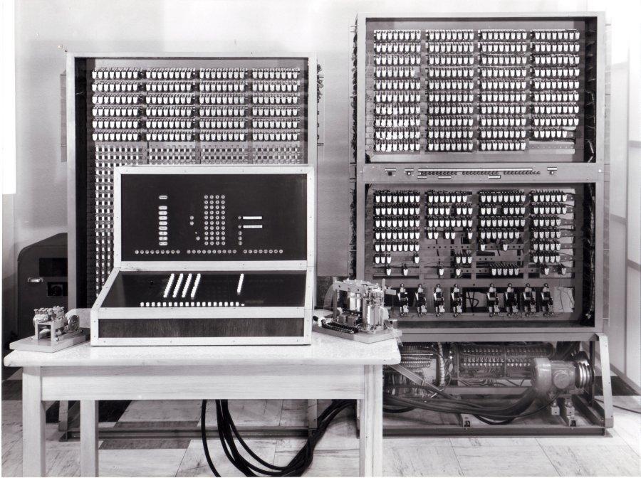 Zuse Z3-first Computer